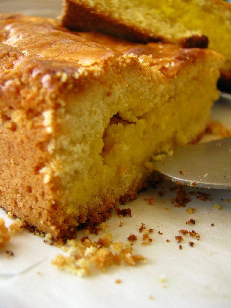 Le vrai gâteau basque à la crème