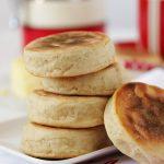 Muffins anglais fait maison