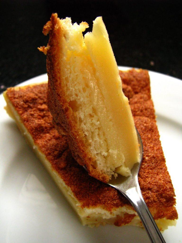 Millas, gâteau régional des landes