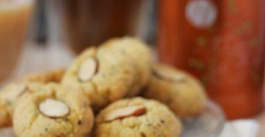Biscuits de noël indiens au thé chaï