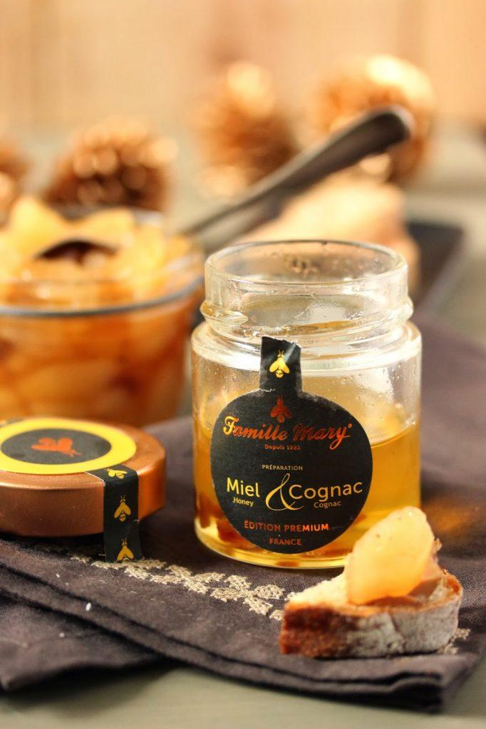 Miel au cognac Maison Mary