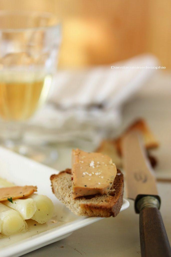 Foie gras de la maison Lartigue