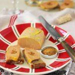Foie gras au piment d'Espelette pour la Saint-Valentin