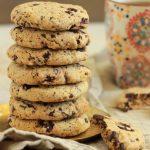 Cookies amandes, chocolat et pistaches