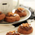 Biscuits noisette et cacao pour le goûter