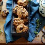 Cookies vegan aux bananes et beurre de cacahuète