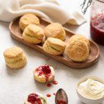 Meilleure recette de scones pour le tea time à l'anglaise