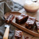 Brownies au chocolat et noix