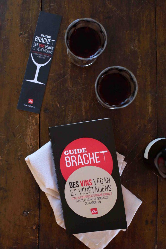 Guide Brachet des vins vegan et végétaliens sans aucun produit d'origine animale ajouté pendant le processus de fabrication
