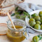 Confiture express de prunes Reine-Claude au citron vert