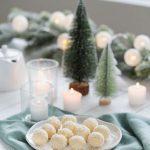Boules de neige ou truffes au chocolat blanc et noix de coco