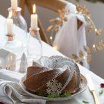 Gourmand d'Arendelle, le gâteau de la reine des neiges