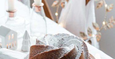 Gâteau de la reine des neiges Gourmand d'Arandelle à la crème de marrons