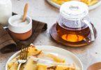 Crêpes faciles et rapides pour le goûter de Philippe Urraca