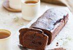 Gâteau cake au chocolat noir de Christophe Felder