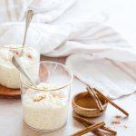 Recette facile et inratable de riz au lait à la cannelle
