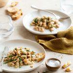 Salade de haricots tarbais, recette simple et facile