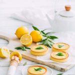 Tartelettes au citron individuelles