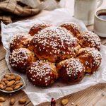 Brioche des rois Suisse aux pépites de chocolat