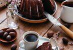 Bundt cake aux deux chocolats