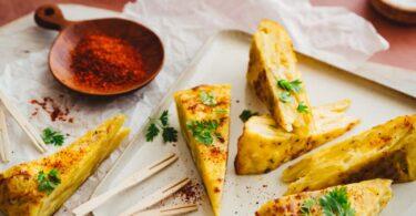 Tortilla à l'Osa-Iraty, recette facile